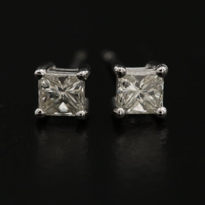 14K 0.48 CTW Diamond Stud Earrings