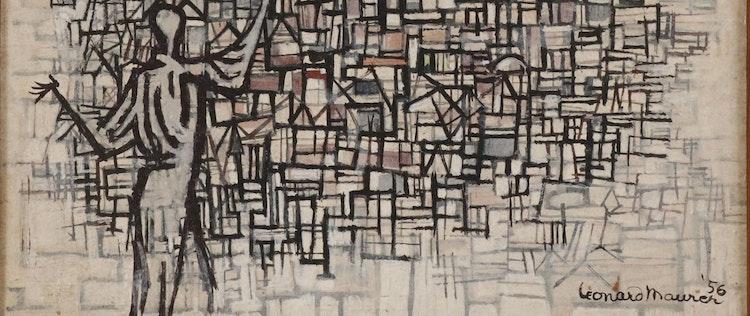 Featured Artist: Leonard Maurer (1912-1976)