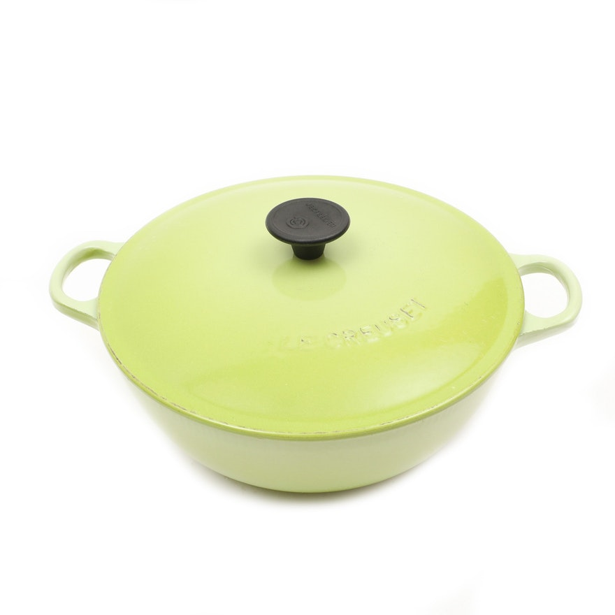 Le Creuset Enameled Cast Iron Braiser Pan