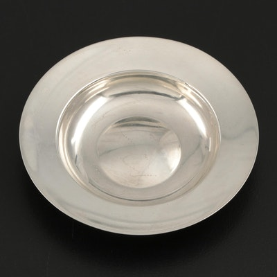 Tiffany & Co. Sterling Silver Nut Dish