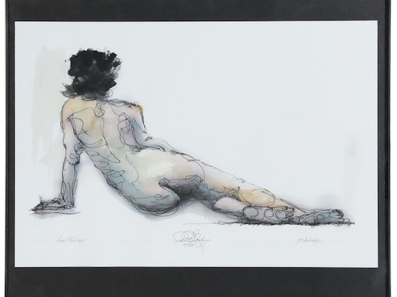 Contemporary Paintings, Drawings & Prints
