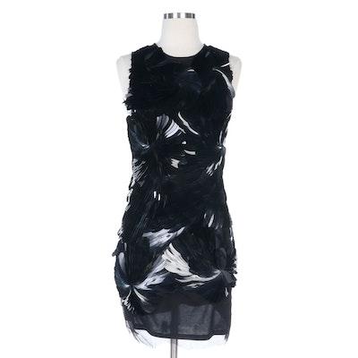 """Nolah Elan """"Socialite"""" Embellished Black Sleeveless Cocktail Dress"""