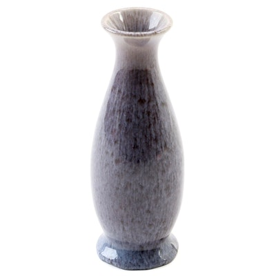 Rookwood Pottery Purple Glaze Bud Vase, 1952
