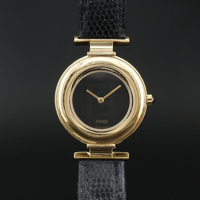 Fendi 320 G Quartz Wristwatch