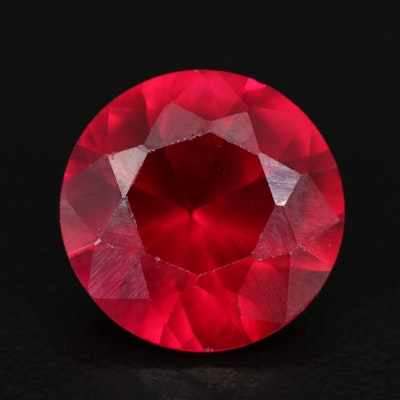 Loose Laboratory Grown Ruby
