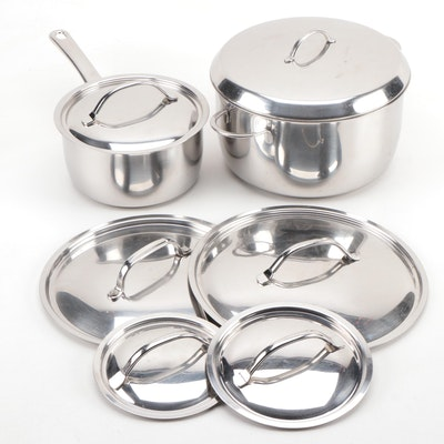 Aluminum Clad Stainless Steel Cookware