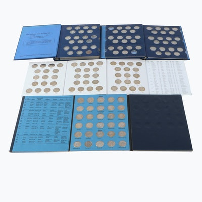 United States Silver Quarters and Commemorative Quarter Sets