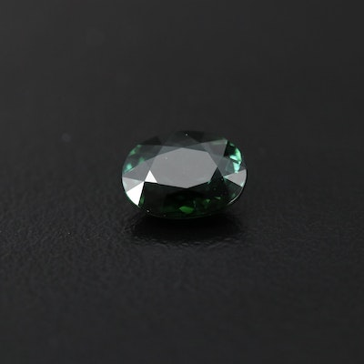 Loose 2.35 CT Oval Faceted Tourmaline