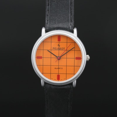 Peugeot Quartz Wristwatch