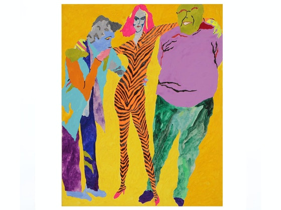 Featured Artist: Robert Hasselhoff (1932-2002)