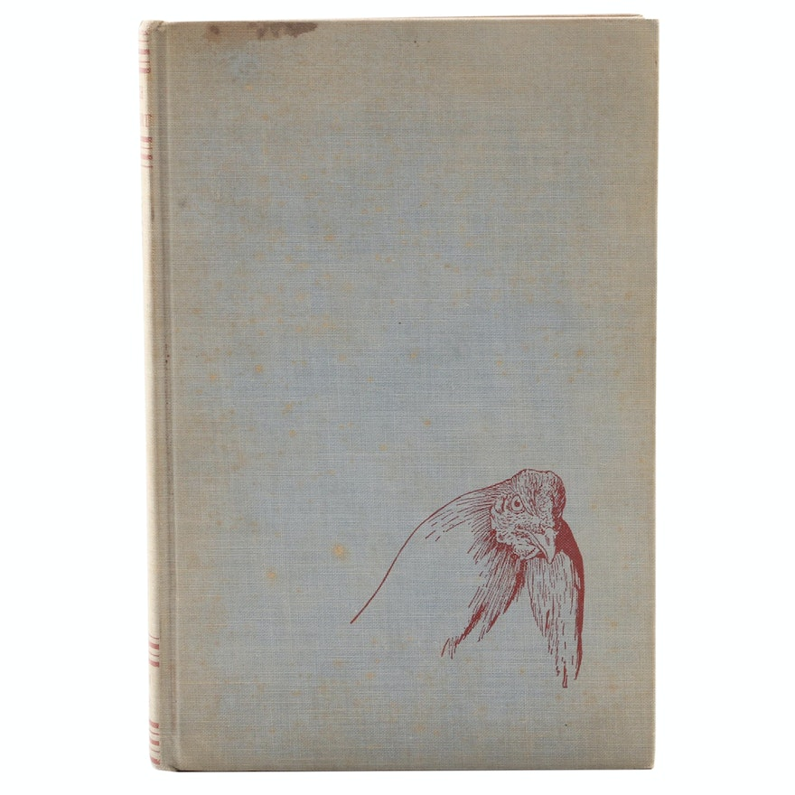 "First Edition ""The Art of Cockfighting"" by Arch Ruport, 1949"