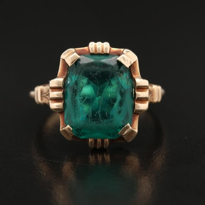 Vintage 10K Ring