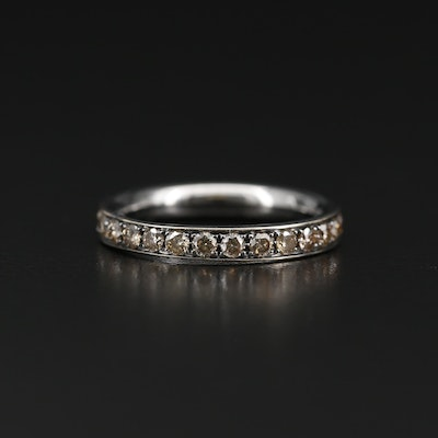 18K 1.01 CTW Diamond Eternity Band