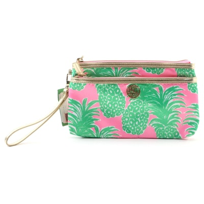 Lilly Pulitzer Toosie Wristlet in Flamenco