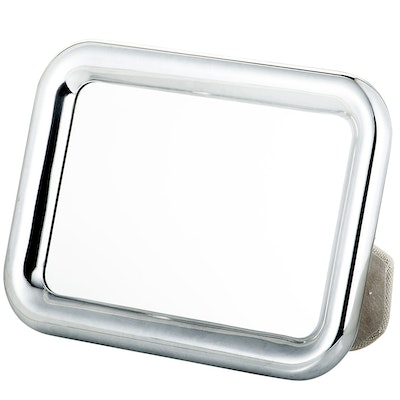 "Georg Jensen ""Tableau"" Aluminum Tabletop Mirror"