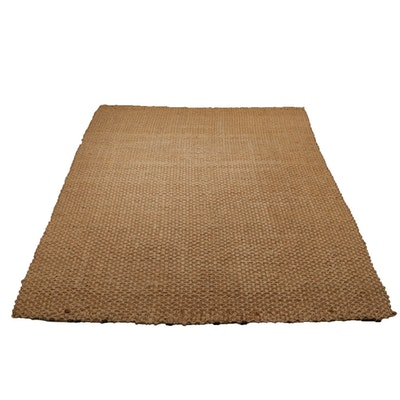 "8' x 10' Machine-Knotted Surya ""Reed"" Jute Area Rug"