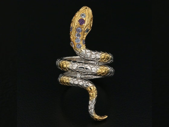 Gold & Sterling Silver Jewelry Featuring Gemstones