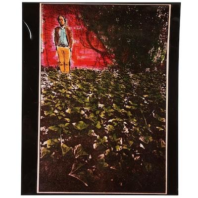 "Carl Fischer Chromogenic Photograph ""Joseph Brodsky"""