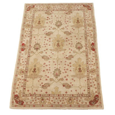 "5'10 x 8'10 Hand-Tufted Indian Safavieh ""Anatolia"" Wool Rug"