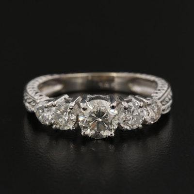 14K 1.53 CTW Diamond Ring