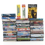 """Film and TV DVD Collection Including """"Boston Legal"""", Classic Films and More"""