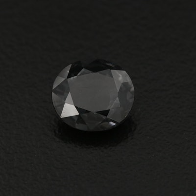 Loose 2.51 CT Oval Faceted Spinel