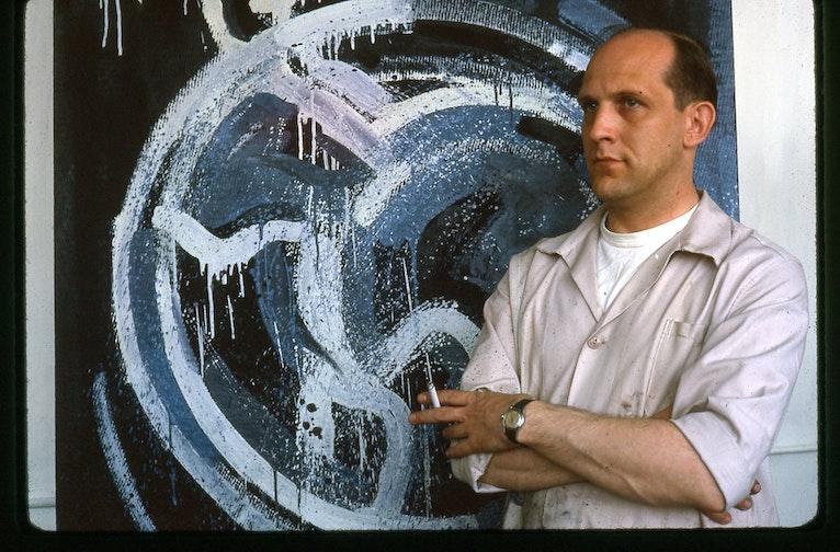 Featured Artist: Modernist Artist, Walter Stomps Jr. (1929-2020)