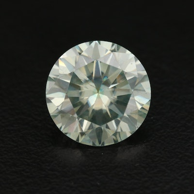 Loose Round Brilliant Cut Laboratory Grown Moissanite