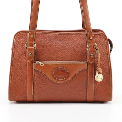 Dooney and Bourke All-Weather Leather Shoulder Bag