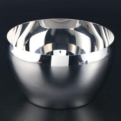 "Georg Jensen ""Cafu"" Stainless Steel Serving Bowl"
