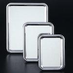 "Georg Jensen Aluminum ""Tableau"" Tabletop Mirrors"