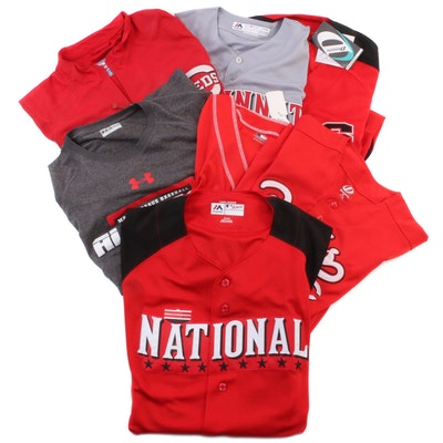 Cincinnati Reds and 2015 MLB All-Star Game Souvenir Clothing