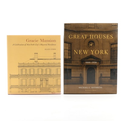 "Michael R. Bloomberg Signed ""Gracie Mansion"" with ""Great Houses of New York"""