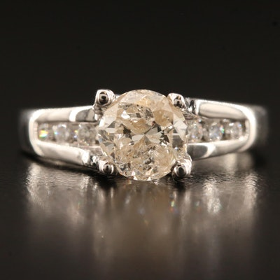 14K 1.67 CTW Diamond Ring