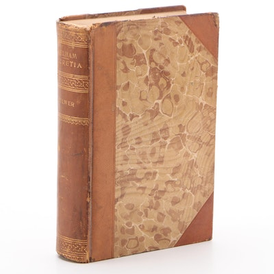 """Pelham; or, Adventures of a Gentleman"" by Edward Bulwer Lytton, c. 1890s"