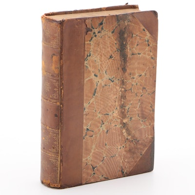 """The Life of George Washington"" Vol. III by Washington Irving, Late 19th Century"
