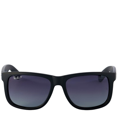 Ray-Ban Polarized Black Sunglasses with Case