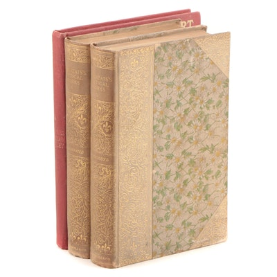 "First Edition ""An Old Sweetheart of Mine"" with ""Poetical Works of John Keats"""