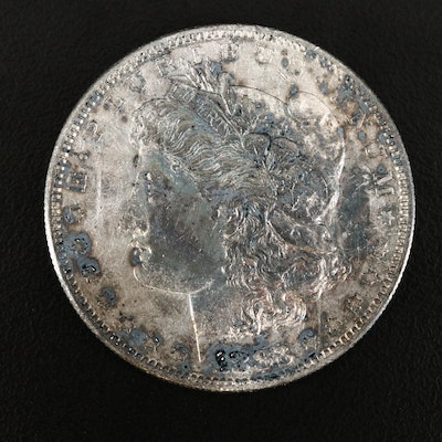 1883-S Morgan Silver Dollar