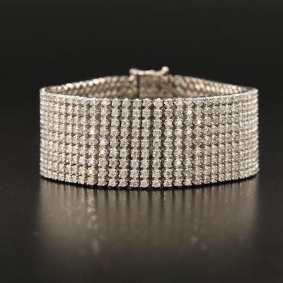 14K 23.80 CTW Diamond Bracelet