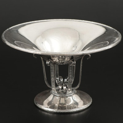 International Silver Sterling Compote, Early to Mid 20th Century