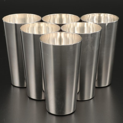 M. H. Wilkens & Söhne 835 Silver Tumblers