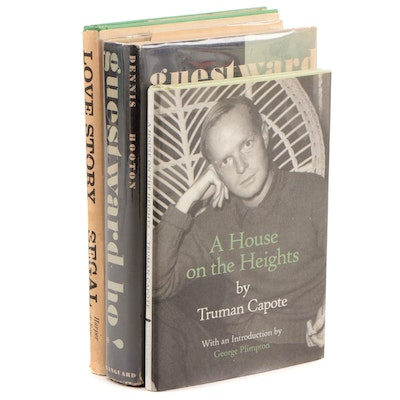 "First Edition ""A House on the Heights"" by Truman Capote and More"