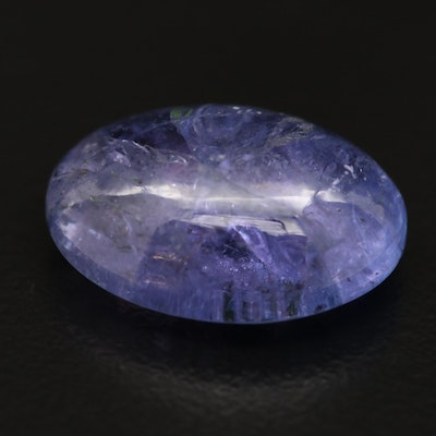 Loose 11.44 CT Tanzanite