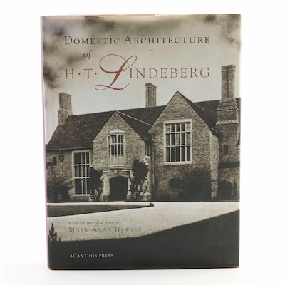 "Second Enlarged Printing ""Domestic Architecture of H. T. Lindeberg,"" 2003"