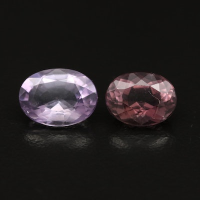 Loose 4.16 CTW Oval Faceted Scapolite