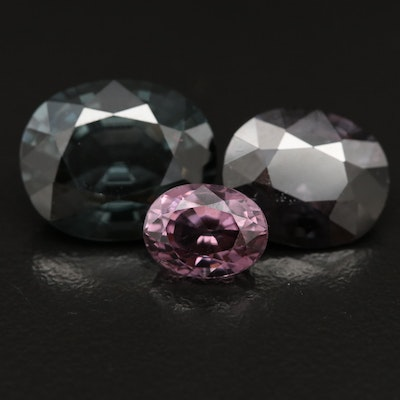 Loose 13.87 CTW Spinel Selection