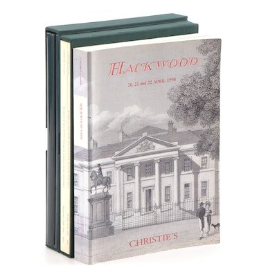 Christie's Catalogs Including the Collection of M. Hubert de Givenchy, 1990s