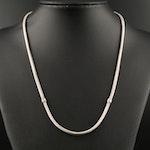 Pandora Sterling Necklace