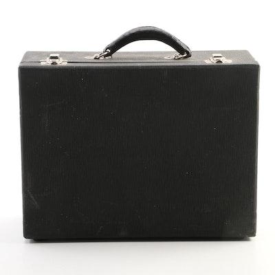 Black Travel Case, Vintage